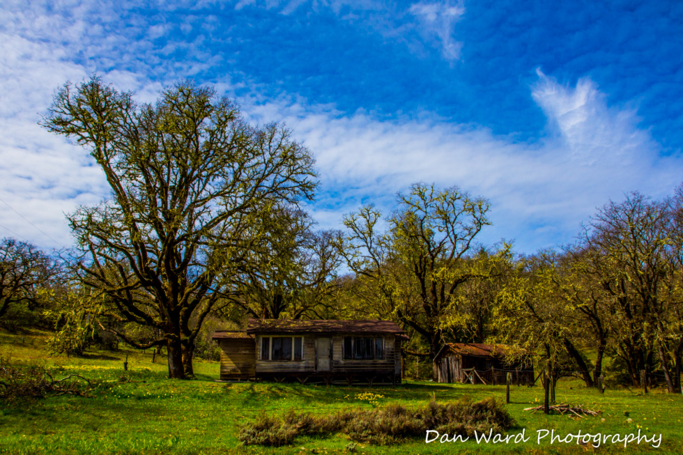 Old House On HWY101