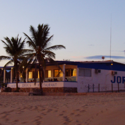 jorges-at-sunset