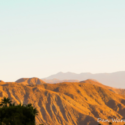 Palm Springs Mountains-2