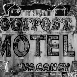 Outpost Motel-2017-B&W