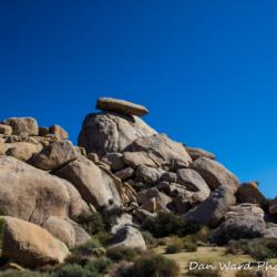 Cap Rock-Joshua Tree Park-3