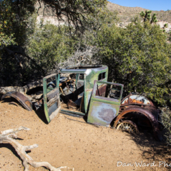 Ford Model A Truck-Joshua Tree Park-1