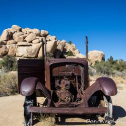 Old Truck-Joshua Tree Park-2