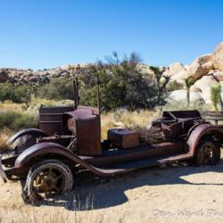 Old Truck-Joshua Tree Park-3