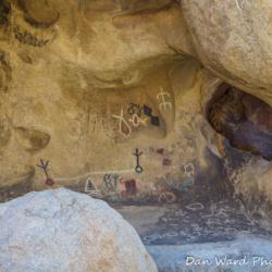 Petroglyphs-Joshua Tree Park-2